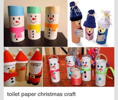 Christmas Arts & Crafts For Kids