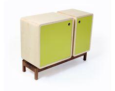 LoMo Modular Storage - Sideboard by Bark