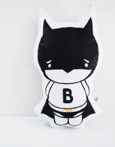 Cute Batman Pillow