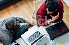 StartUp Programming Team. royalty-free stock photo