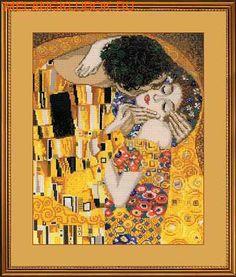 madame needle-The kiss by Riolis