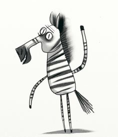 156 Best Art - Zebras images in 2018 | Child art ...