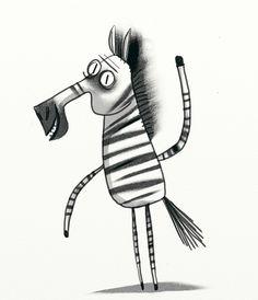 Zebra!