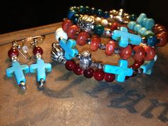 I Spilled The Beads Hand Crafted Jewelry by Bev Faulkner