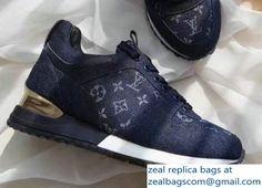 Louis Vuitton Run Away Sneakers 02 2018 Luxury Shoes, Running Away, Front Row, Balenciaga, Louie Louie, Running Shoes, Louis Vuitton, Sneakers, Fashion