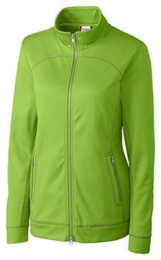 Clique Women's Mock Neck Full Zip Fleece Jacket, Light Gr... https://www.amazon.com/dp/B00KXWUAZ0/ref=cm_sw_r_pi_dp_x_vA7CybA1D94F9