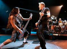 Robert & James (Metallica)