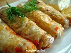 Zeytinyağlı lahana sarması tarifi Lahana sarması nasıl yapılır   Lahana sarmasını annem çok güzel yapardı, içine kendi kuruttuğu...