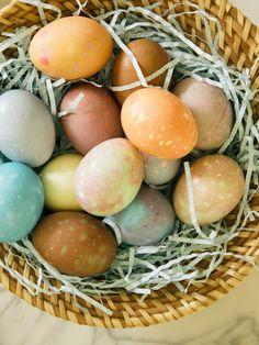 Spotted Easter Egg Dye