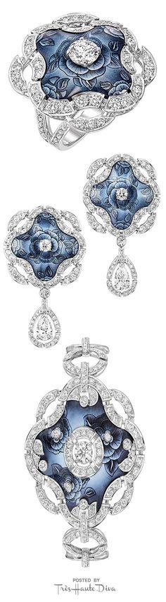 Les Talismans de Chanel Haute Joaillerie Fall Winter 2015                                                                                                                                                      Más