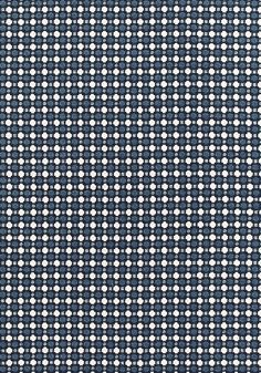 MAXIMILLIAN, Blue and White, W735351, Collection Woven 6: Geometrics 2 from Thibaut