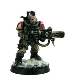 Space Wolf Scout