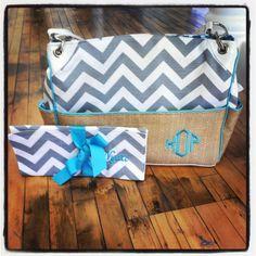 Diaper bag...super cute, but super expensive. :(
