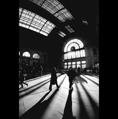 Keleti pályaudvar (railway station), Budapest, Hungary http://www.flickr.com/photos/euouae/5513420876/