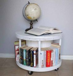 Cheap DIY Furniture Ideas| Upcycling Projects for the Home | Cheap DIY Coffee Table | DIY Projects and Crafts by DIY JOY at http://diyjoy.com/diy-home-decor-coffee-table-ideas