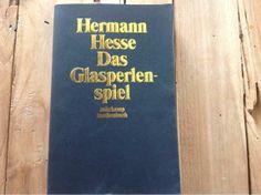 Bild 1: Hermann Hesse - Das Glasperlenspiel