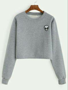 Sweatshirts, Sweaters, Fashion, Moda, Hoodies, Sweatshirt, Sweater, Fasion, Jumper