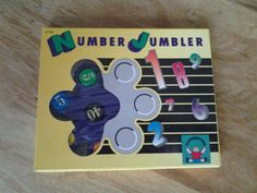"""Discovery Toys """"Number Jumbler"""""""