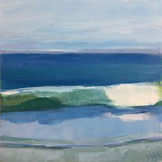 Whitney Heavey painting