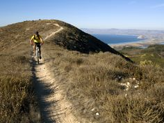 Plan an outdoor adventure weekend getaway in San Luis Obispo, California, one of America's 100 best adventure towns as selected by National Geographic.