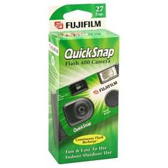 Fujifilm QuickSnap Flash 400 Disposable 35mm Camera (Pack of 2).  Read the rest of this entry » http://slr-digitalcamera.com/fujifilm-quicksnap-flash-400-disposable-35mm-camera-pack-of-2/   #SLRDigitalCamera