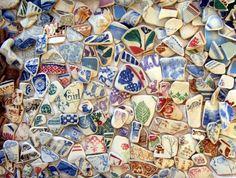 Beautiful Pottery Shards