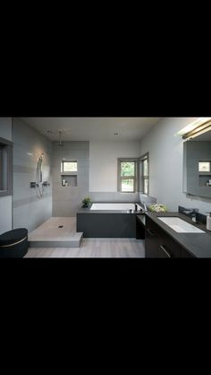 With Windows in shower