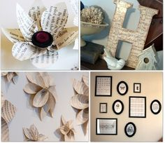 sheet music decorations by BigSkyCntry