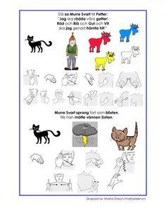 Mariaslekrum - Illustrerade sagor. Preschool, Education, Comics, Inspiration, Photo Illustration, Biblical Inspiration, Comic Book, Nursery Rhymes, Teaching