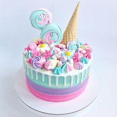 डायरी ऐलेना (केक और कैपैकर्स ऑर्डर करने के लिए) (LEN_794) - BabyBlog.ru सुंदर केक, बेकिंग कपकेक, कैंडी केक, आइस क्रीम पार्टी, गोल केक, केक सजावट, केक जन्मदिन केक