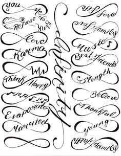 infinity tattoo - Google zoeken