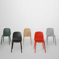 Muuto Visu chair by Mika Tolvanen