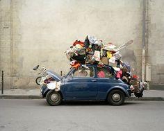 Conceptual Photos by Gregoire Alexandre