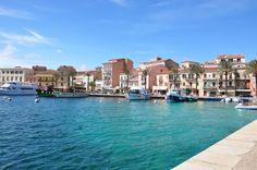 Der Hafen La Maddalena