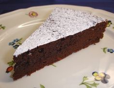 Schokoladenkuchen - Fondant au Chocolat
