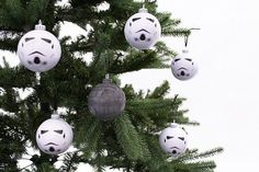 Star Wars Imperial Tree Ornaments