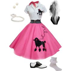 girls halloween costumes on pinterest poodle skirts