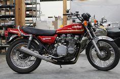 My stepdad traded a Criss Craft for a 1978 Kawasaki KZ1000... I'd say it was worth it!