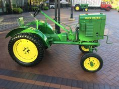 1937 Prototype made by John Deere Wagon Works in Moline, IL.