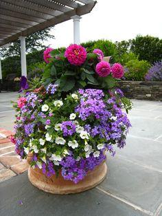 flower pots - Google Search