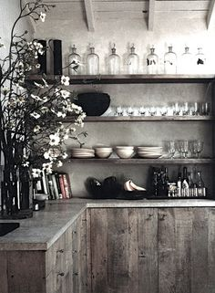 VINTAGE INTERIOR BLOGS VI: Kitchen