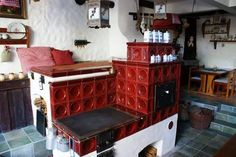 Thermal Mass, Oven Cooking, Home Improvement, Modern Design, Stoves, Sweet Home, Architecture, Storage, Classic
