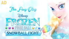 My Froggy Stuff: Disney's Frozen Free Fall Inspired Craft : How to Make Doll Snow Cones   Free Printable