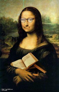 NERD Mona Lisa