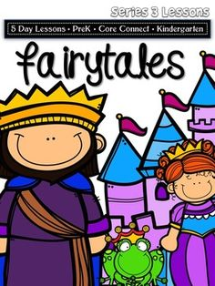 Fairy+Tales+{5-day+Thematic+Unit}64+pagesIn+our+Fairy+Tales+unit,+the+students+learn+about+Fables+and+Fairy+Tales.+We+learn+from+Jack+about+making+good+and+bad+choices+and+make+a+golden+egg.+We+learn+about+the+oval+shape,+play+oval+bingo+and+do+activities+to+reinforce+and+review.