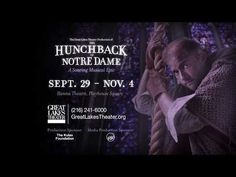 The Hunchback of Notre Dame | Great Lakes Theater Fall 2017