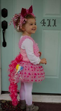 Pinkie Pie halloween costume. My Little Pony: Friendship is Magiv