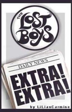 The Lost Boys: Extras! - PUBLISHING!!! - liliancarmine