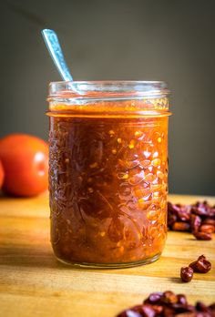 Wicked Hot Chipotle Chile Pequin Salsa - This Wicked Chipotle Chile Pequin Salsa get serious heat from the Chile Pequins and a rich flavor from the Chipotles. It's best used as a topper sauce.
