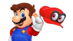 At the time, Nintendo showed gameplay footage of Super Mario Odyssey where one player controlled Mario, while the other controlled Cappy. Mario fans w. Nintendo Switch, Nintendo 3ds, Nintendo Eshop, Nintendo Systems, Super Nintendo, Super Mario World, New Super Mario Bros, Mario Kart 8, Mario Bros.